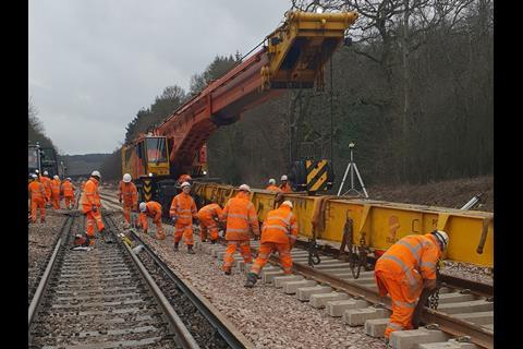UK railway news round-up | News | Railway Gazette